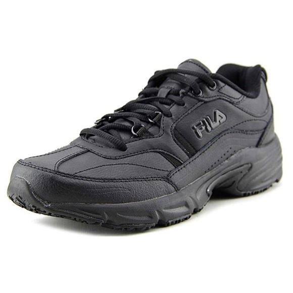 Women's Memory Workshift Slip Resistant Shoe 6.5